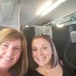 Team kommt per Railjet